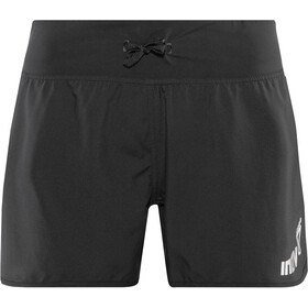 "inov-8 Trail 4"" Shorts Damer, black"